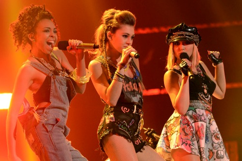 THE X FACTOR: SWEET SUSPENSE performs on THE X FACTOR airing Wednesday, Nov. 13 (8:00-10:00 PM ET/PT) on FOX.  CR: Michael Becker/ FOX. This image is embargoed until 10:00PM ET.