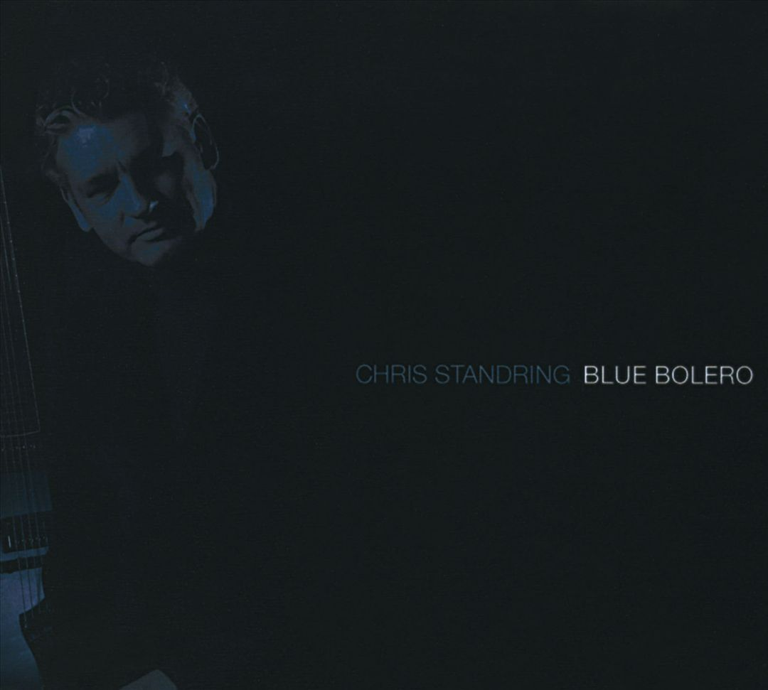 Chris Standring - Blue Bolero 2010