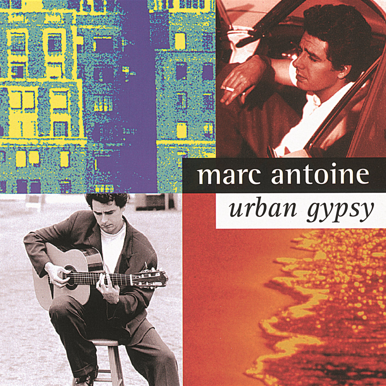 Marc Antoine - Urban Gypsy 1995
