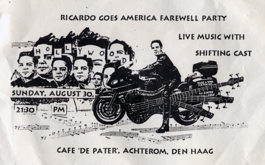 Ricardo-Goes-America