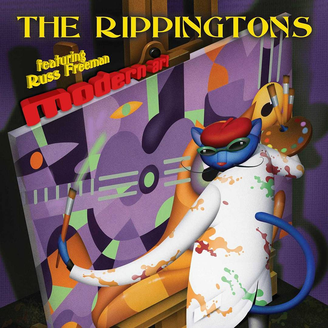 Rippingtons - Modern Art 2009