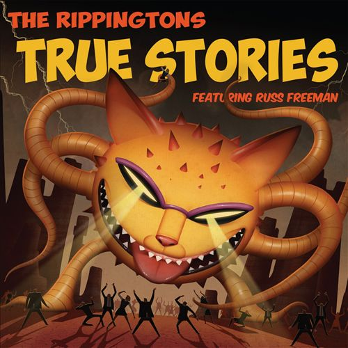 Rippingtons - True Stories 2016